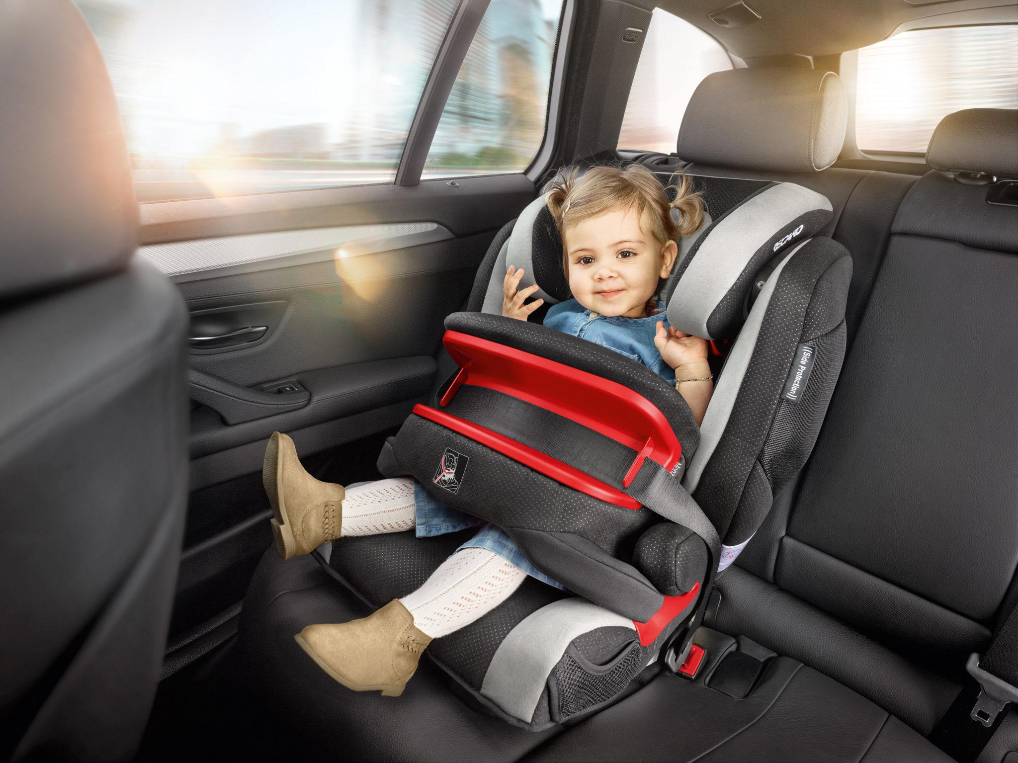 Детское автокресло – где же их большой выбор?