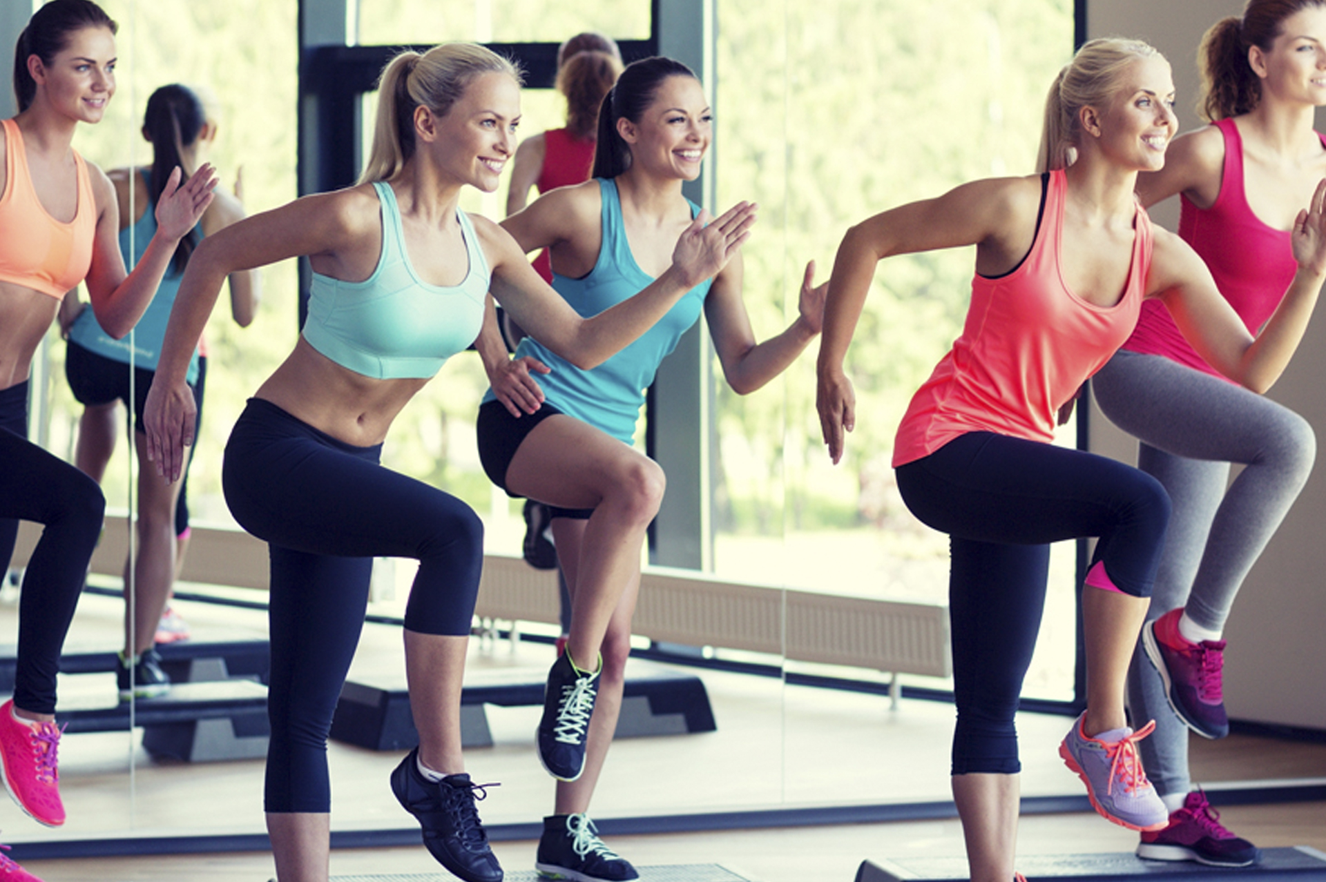 Фитнес на Подоле