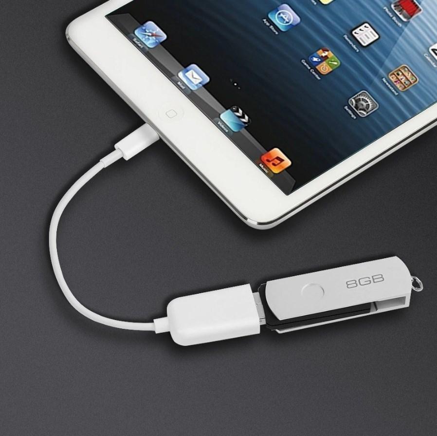 Кабели для iPad